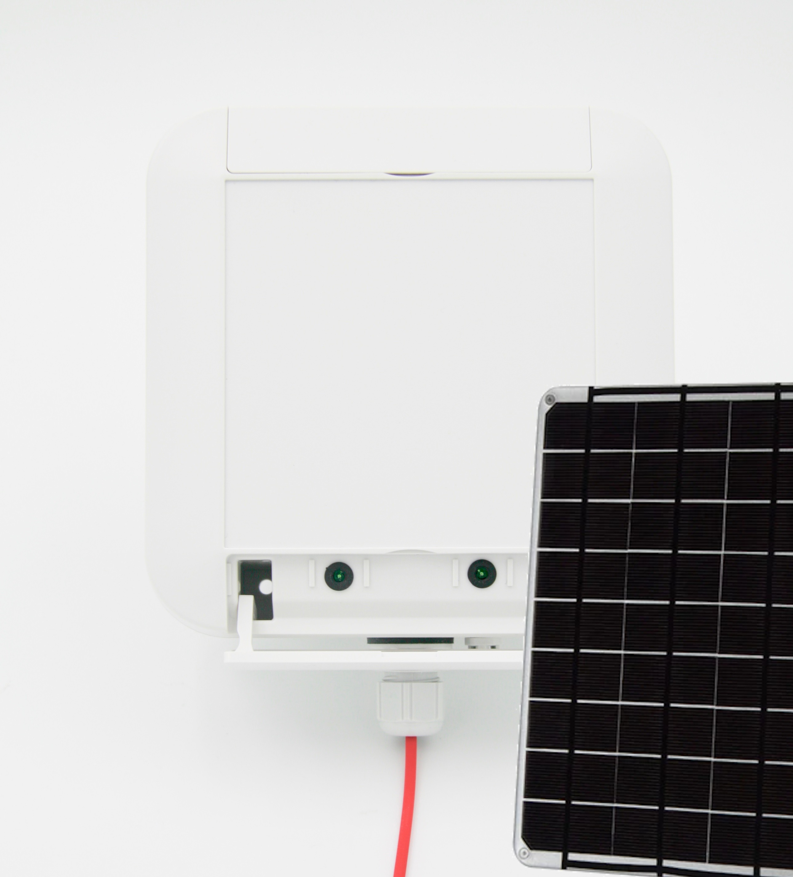 PCR2-ODS Outdoor Radar People Counter Solar